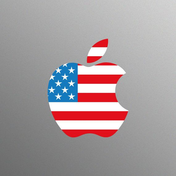 American Flag Apple Bing Images 4th Of July Wallpaper