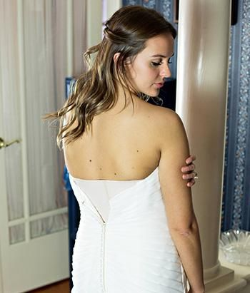 042c1d1c03 How to Wear a Corset Under Your Wedding Dress