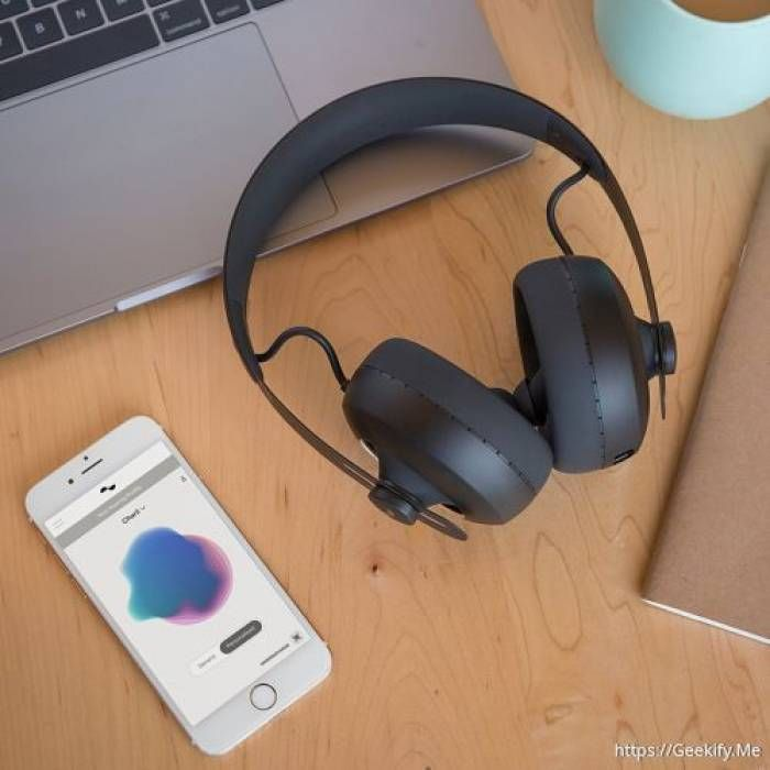 Nuraphone Wireless Headphones The Nuraphone Uses An Extremely