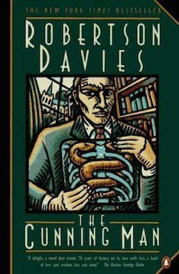 The Cunning Man by Robertson Davies (erinreads.com) (2014)