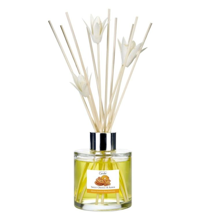 Aroma difuzér Sweet Orange & Amber, 100 ml | Bonami