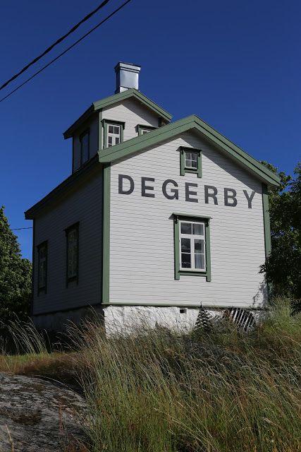 ulkosaaristossa: Hyvinkäytettyä EU-rahaa Degerbyssä