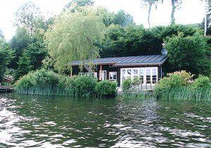 ferienhaus am see in dänemark
