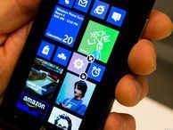 Microsoft cues up the Windows Phone 8 ball week in review As Hurricane Sandy started to pummel the East Coast, Microsoft made its big mobile play with the debut of Windows Phone 8. Also: Apple's iPad Mini goes on sale.