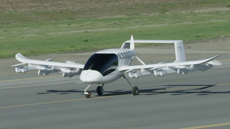 Meet Cora  Meet Cora, Kitty Hawk's prototype air taxi that was designed and built to bring the freedom of flight to our everyday lives.   Cora combines electri...