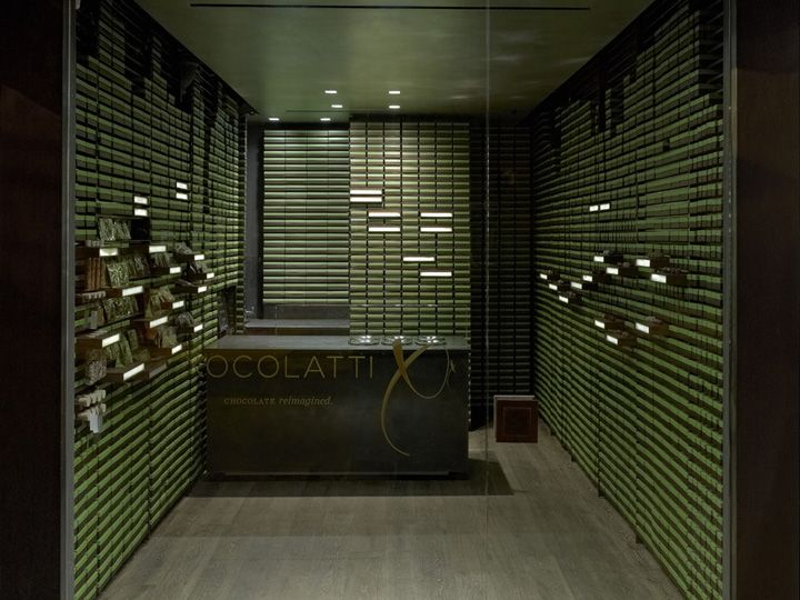 Xocolatti Store By De Spec New York Retail Design Blog