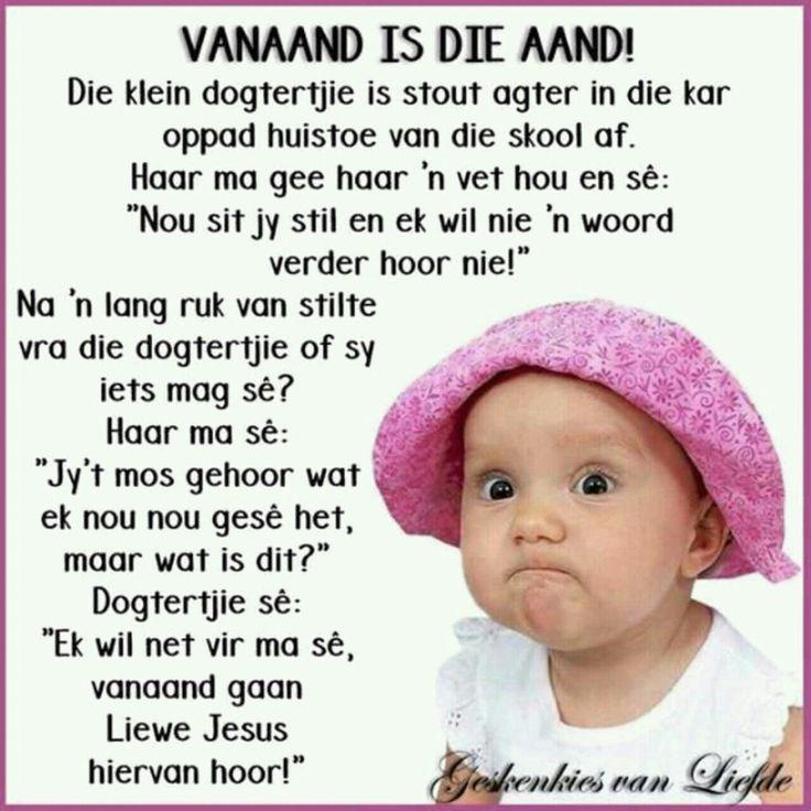 Vanaand*