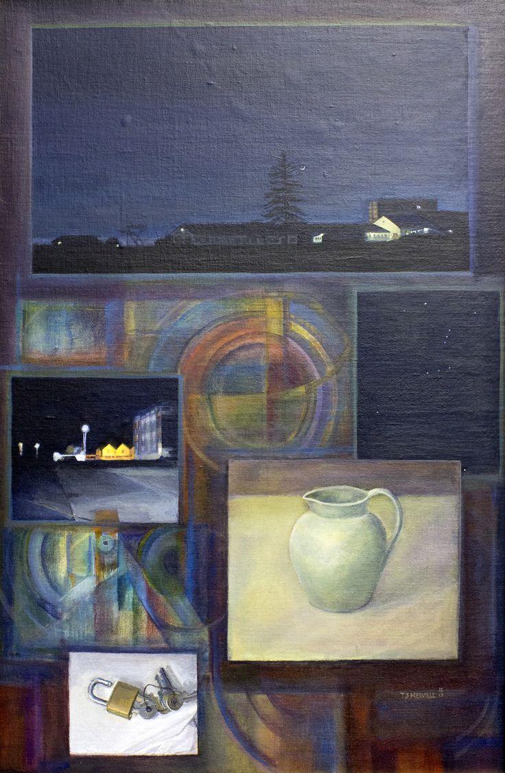 """Trevor Melville """"Eternal Journey"""" 2013"""
