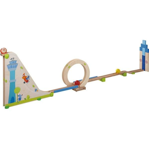 Ball Track Rollerby Looping - Haba - available at Send A Toy