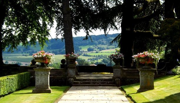 gardenherbaceousview-001.jpg Thornbridge Hall, Derbyshire, UK