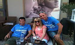 Το Τρίαθλο Celtman και το μπλε μπλουζάκι - Νεα, Γενικες πληροφοριες.