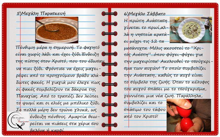 Θα σε κάνω Μαγείρισσα!: Στην Κουζίνα Μεγάλη Εβδομάδα