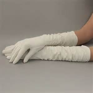 elbow length gloves - Yahoo Image Search Results