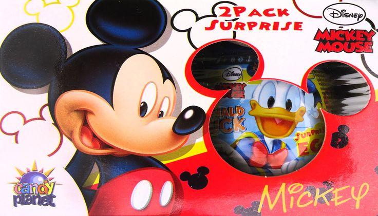 jajko niespodzianka Myszka Miki kolekcja 2015 roku