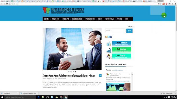 PT. Rifan Financindo Berjangka Semarang