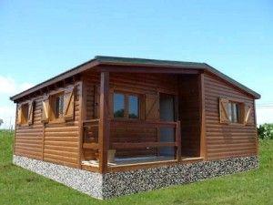 191 best casas prefabricadas madera images on pinterest - Casas prefabricadas segunda mano valencia ...