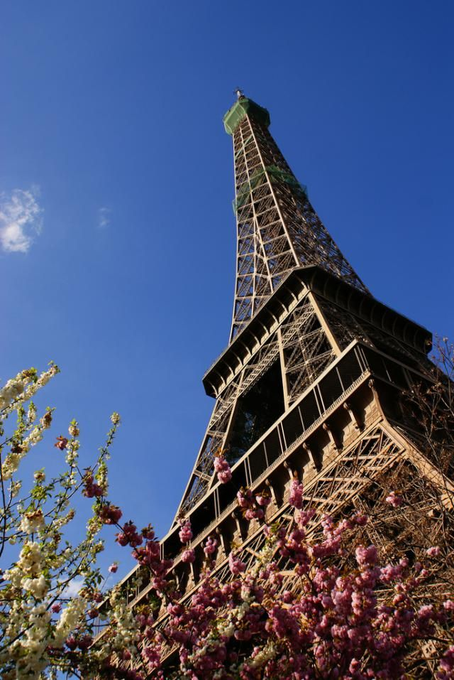 "In Pictures: The Amazing History of Paris' Eiffel Tower: Past and Present Guises of ""La Tour"""