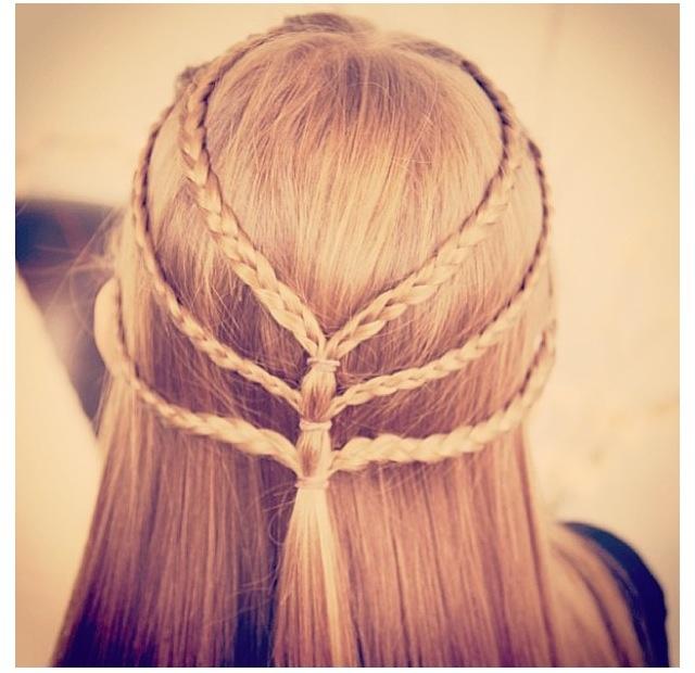 Heart braid