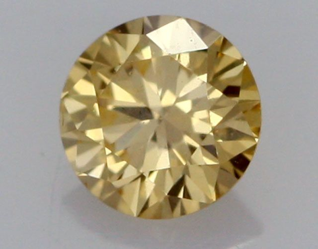 0.21 CTS FINE RUSSIAN YELLOW  DIAMOND VS2  DMY 0008 FREE SHIPPING russian diamond, yellow dimaond