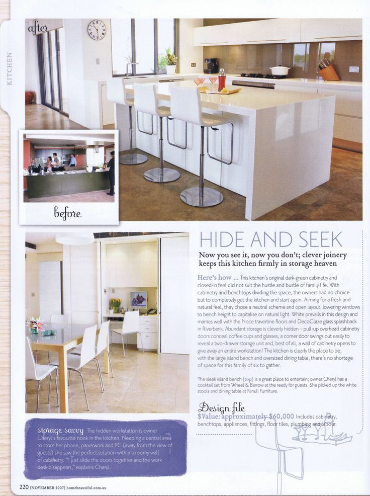 Australian Home Beautiful Pg 6 Brooke Aitken Design