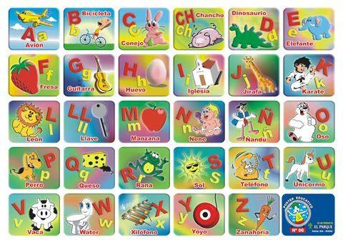 La letras q del abecedario mayuscula y minuscula con dibujos ...