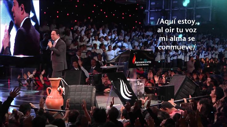 La voz de mi Amado 2 - CENTRO MUNDIAL DE AVIVAMIENTO BOGOTA COLOMBIA