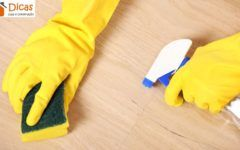 Como tirar arranhões de piso laminado e madeira?