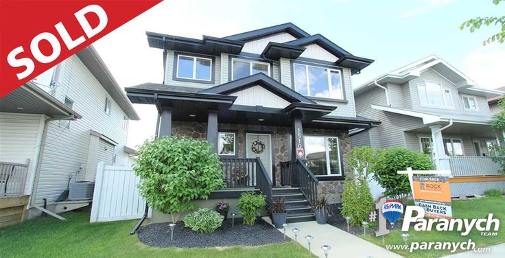 We SOLD 1510 Towne Centre BV! Thinking of selling your Edmonton home? Call 780-457-4777 or visit Paranych.com for your Free Home Evaluation today!