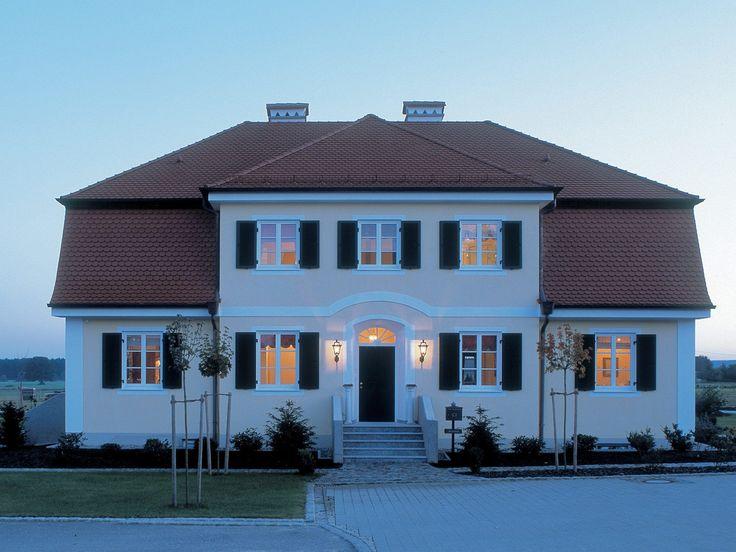 14 besten landhaus bilder auf pinterest landhaus einfamilienhaus und balkon. Black Bedroom Furniture Sets. Home Design Ideas