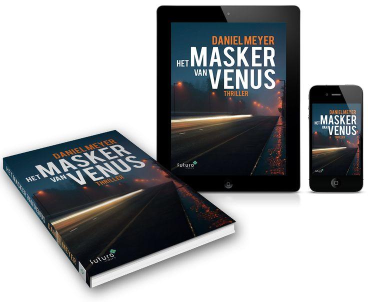 """Een mooie recensie van de thriller 'Het masker van Venus' van Daniel Meyer bij Passievoorboeken: """"Een thriller met een interessant onderwerp, vormgegeven in een thriller met veel actie en geweld. Een harde, spannende en interessante (actie)thriller die voorzien is van een goede, constante spanningsboog en die zeker voor een aantal aangename leesuurtjes zal zorgen"""". #hetmaskervanvenus #danielmeyer #thriller #passievoorboeken #futurouitgevers"""