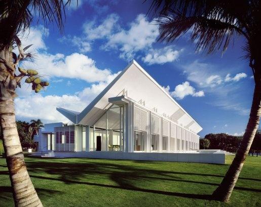 Neugebauer House / Richard Meier & Partners