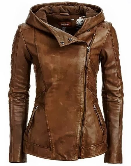 Very Lovely Leather Jacket. Love it