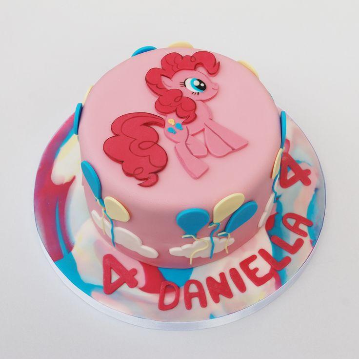 Birthday Cake Images With Name Pinky : Best 25+ Pinkie pie cake ideas on Pinterest Pony cake ...