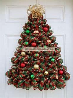 Image Result For Christmas Trees Deco Mesh Wreath Form Christmas