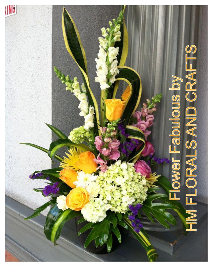 Best Church Flower Arrangements: 115 Best Images About Floral Arrangements On Pinterest