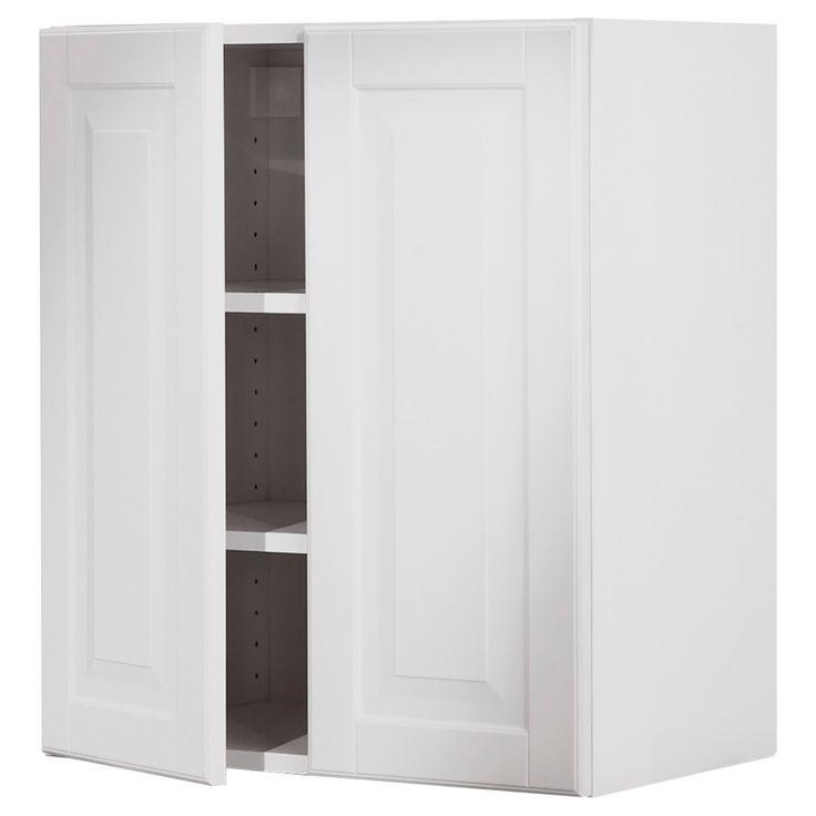 Ikea Akurum Kitchen Cabinets: AKURUM Wall Cabinet With 2 Doors