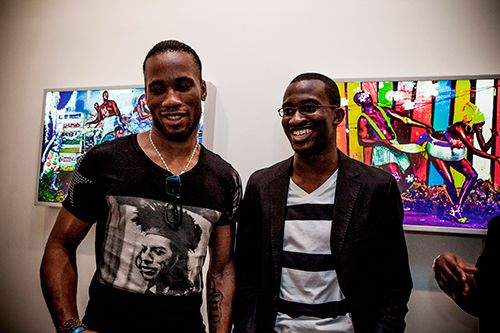 Paul-Sika-Didier-Drogba-at-Vernissage-of-Lilian's-Appeal