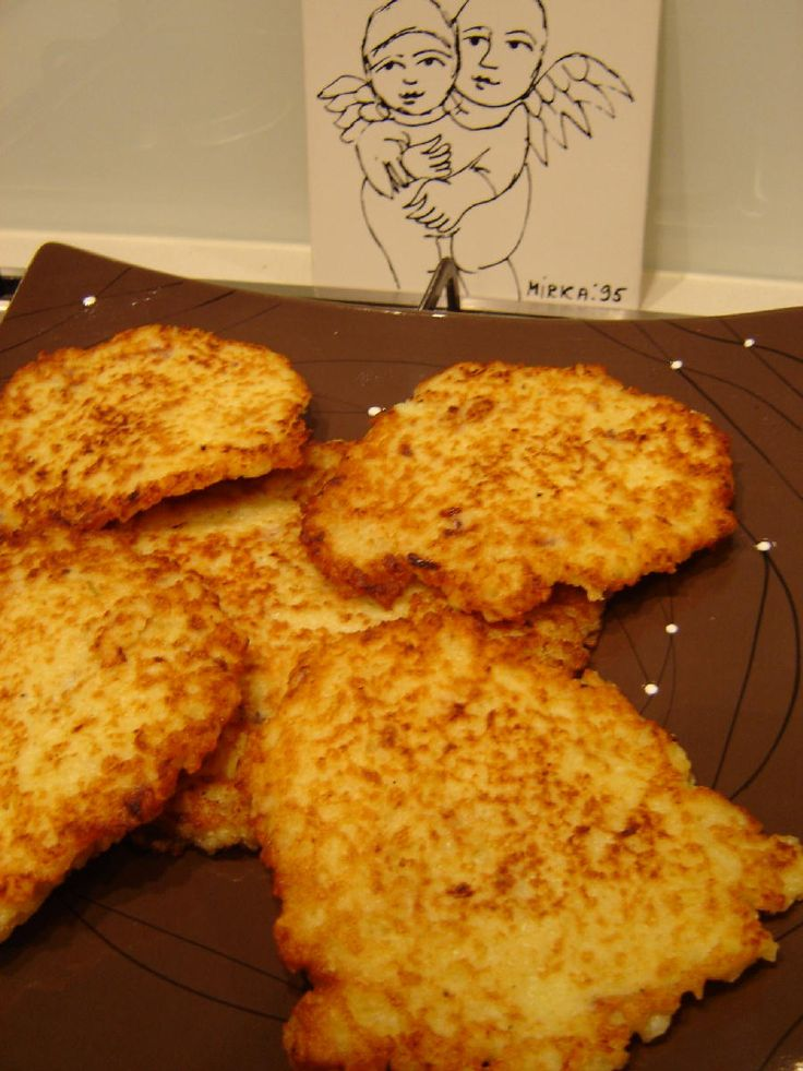 Forum Thermomix - The best community for Thermomix Recipes - Potato Pancakes, traditional German recipe, gluten free, photo