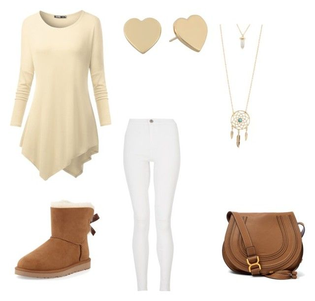 Cute Outfit By Stylecelb On Polyvore Featuring Polyvore Fashion Style Quiz Ugg Australia Chlo
