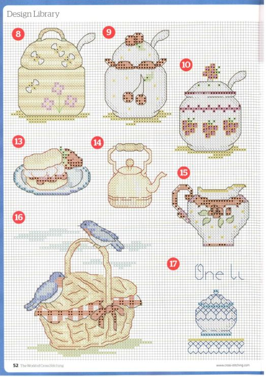 Gallery.ru / Фото #71 - The world of cross stitching 168 + Christmas Card Cuties - tymannost
