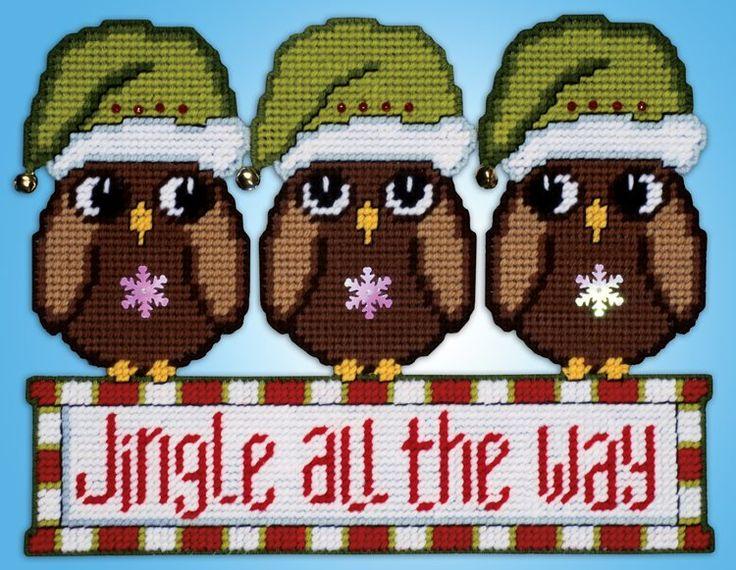 # 2198 Jingle All The Way Owls