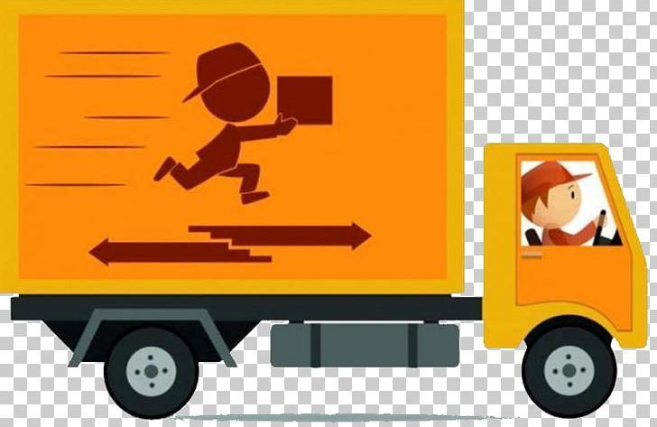 Van Truck Delivery Car Png Box Truck Brand Car Cars Delivery Trucks Png Car