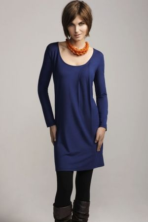 Tulip dress - www.hardtofind.com.au // Made from beech wood chips, this fabric combines the benefits of natural fibre and the sensationally soft feel of modern microforms. Knitted with a small amount of Spandex provides a heightened level of stretch, flexibility and comfort.