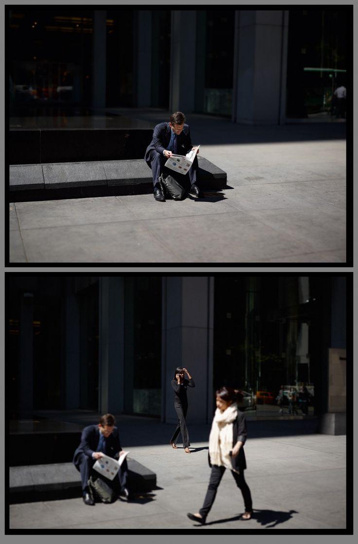 """Rockefeller Center_23rd April 2010 © Paul Graham, """"The Present"""""""