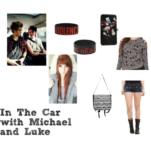 In The Car with Michael and Luke