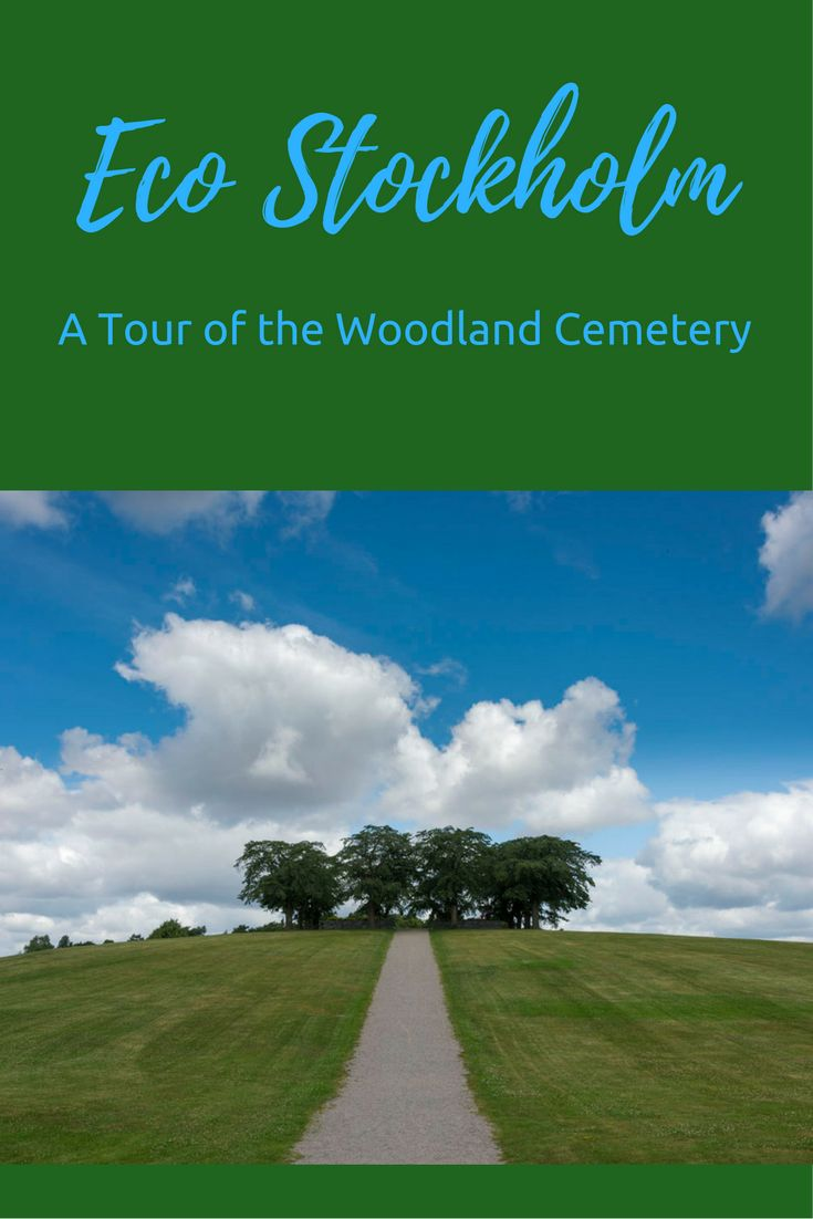 A Green Eco Stockholm tour, including the UNESCO-listed woodland cemetery and an eco village.