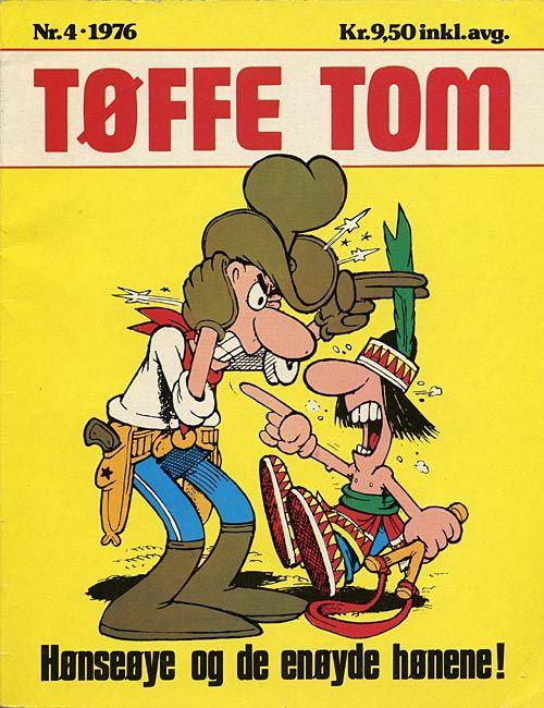 Tøffe Tom album frå 1970-talet. Eg har ingen :-(