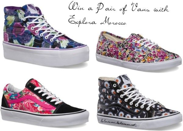 Win a pair of Vans:  http://www.lifeinabreakdown.com/explora-morocco/#comment-116258