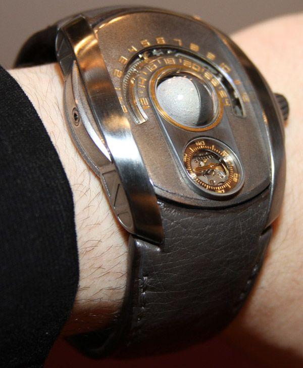 Konstantin Chaykin Lunokhod Watch Hands-On Hands-On