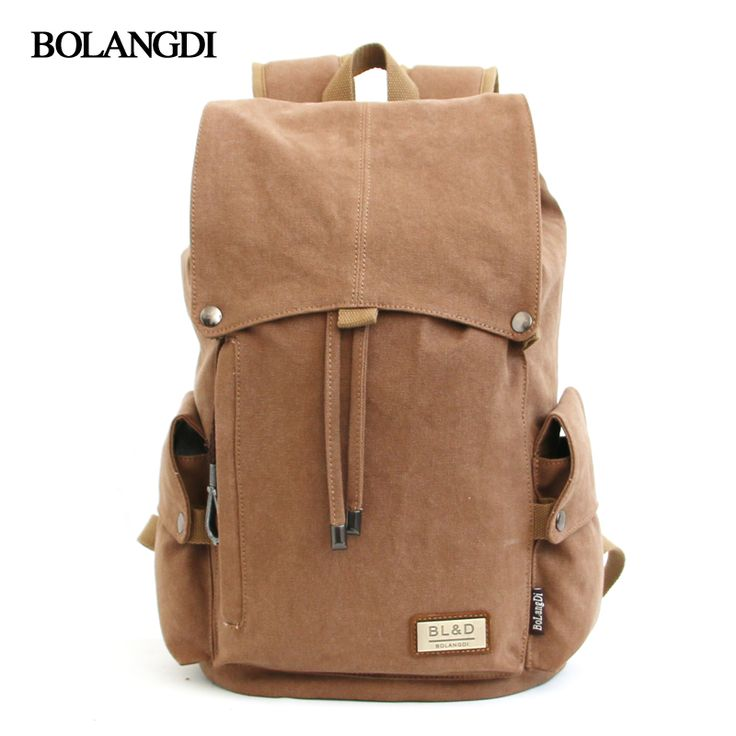 Cheap Backpacks, Buy Directly from China Suppliers:Women Canvas Bag Backpack for Teenager Large Capacity Travel Bag School Laptop Bag Men Causal USB Design Backpack